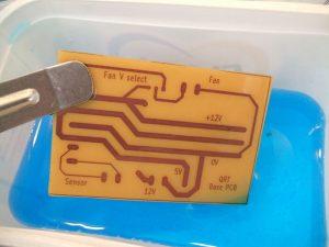 dipping conformal coating circuit board