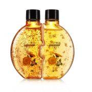 Packaging coatings used in shampoo bottles