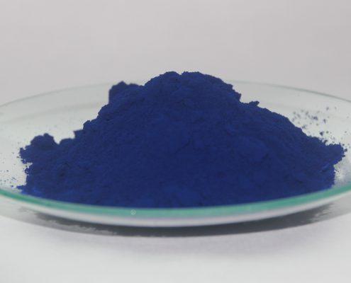 blue powder coating cost