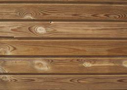 transparent wood coating on a floor