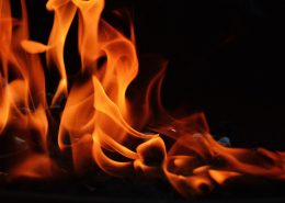 fire resistant paint for steel postponing the burning